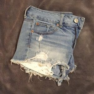 Like new! American Eagle denim shorts
